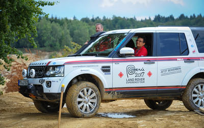 400 Teilnehmer bei Qualifikation f�r Land-Rover-Experience