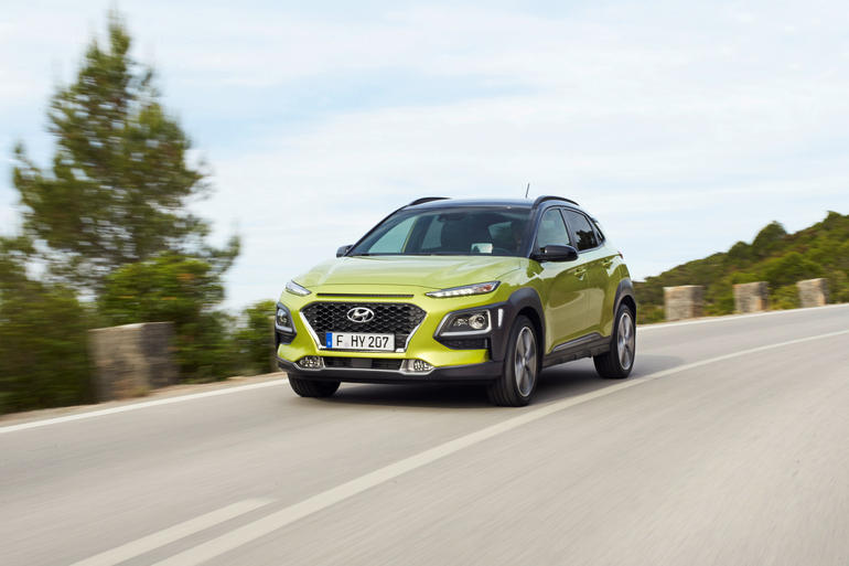 Hyundai Kona: Neues Kompakt-SUV im Mainstream