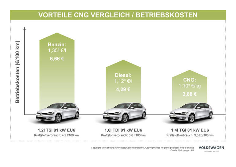 Erster CNG Mobility Day 2017 in Hamburg: Die Industrie gibt Gas