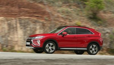 Mitsubishi Eclipse Cross - Mal was anderes