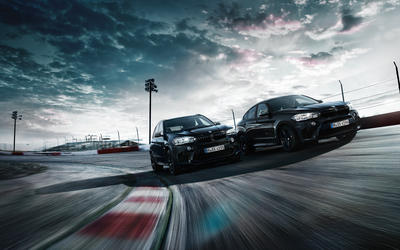 Black is beautiful: Die Black Fire-Sondermodelle für BMW X5 und X6