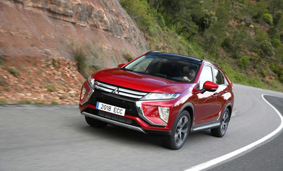Kurztest Mitsubishi Eclipse Cross: SUV-Coupé der Mittelklasse
