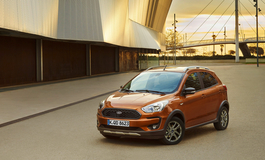 Ford-KA+ jetzt auch als Crossover