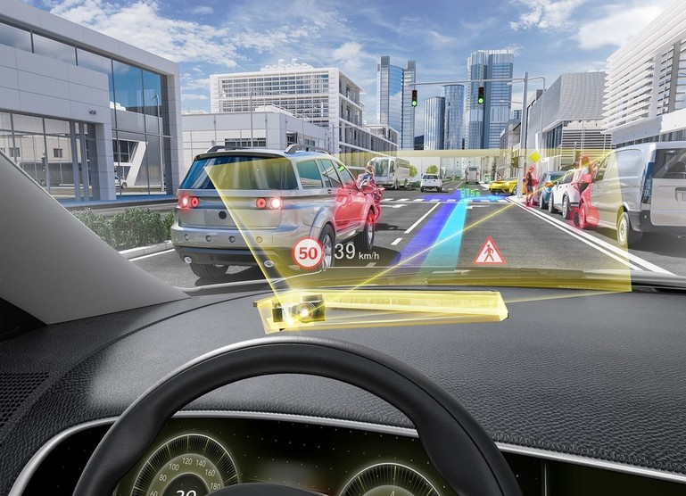 Continental über Head-up-Display zu Augumented Reality