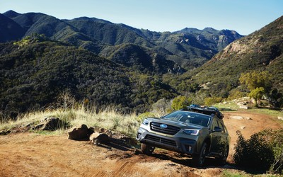New York Auto Show: Neuer Subaru Outback - Mehr Offroad-Charme