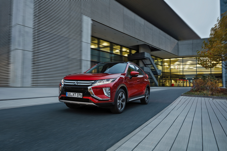 Test: Mitsubishi Eclipse Cross 1.5 T 4WD - Schick verpacktes All-inclusive-Paket