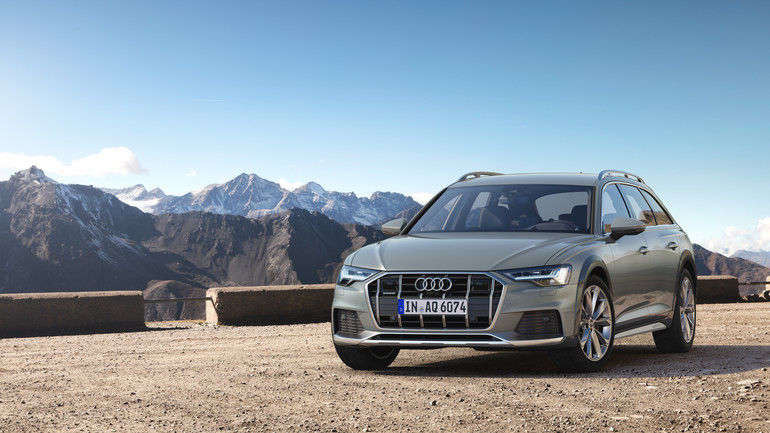 Neuer Audi A6 Allroad - Offroad-Business