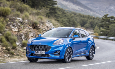 Ford Puma: Alter Name, neues Konzept