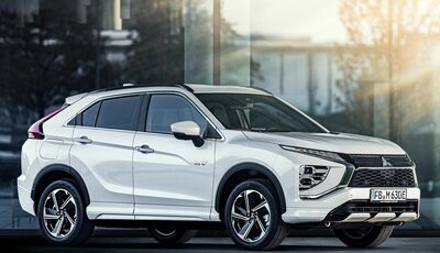 Eclipse Cross Plug-in startet Anfang 2021